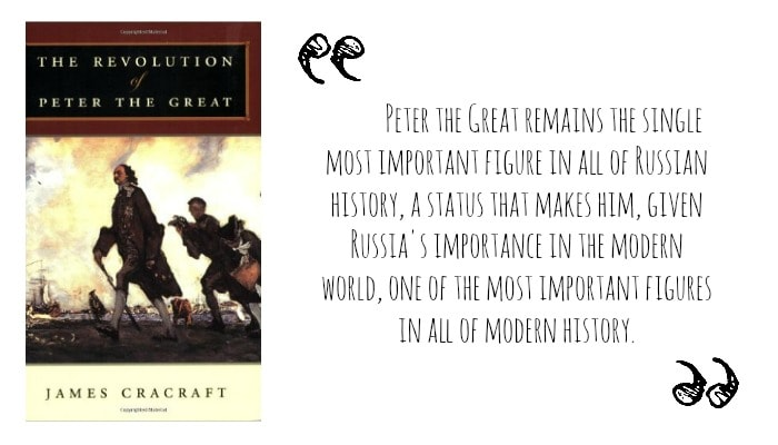 the Revolution of Peter the Great by James Cracraft